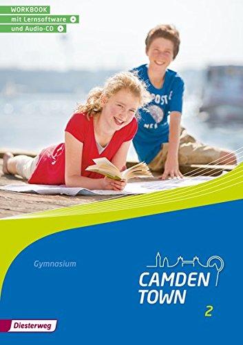 9783425734323: Camden Town 2. Workbook. Allgemeine Ausgabe. Für Gymnasien