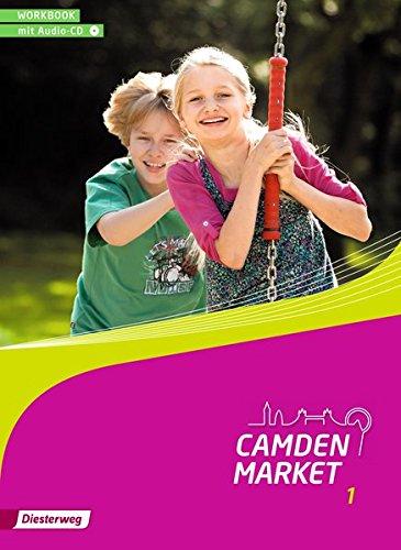 9783425738215: Camden Market 1. Workbook mit Audio-CD