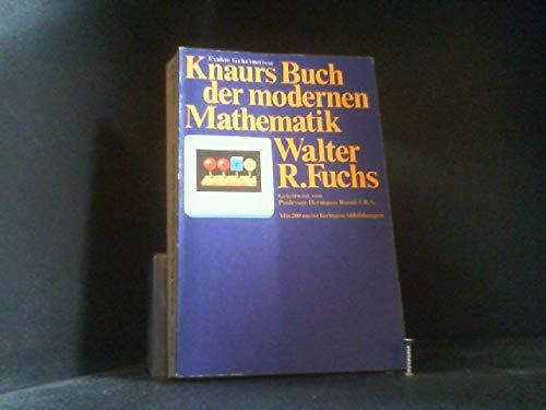9783426002674: Knaurs Buch Der Modernen Mathematik (Livre en allemand)