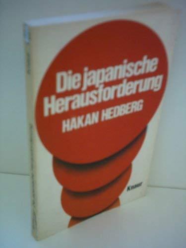 Die Japanische Herausforderung: Hedberg, Hakan