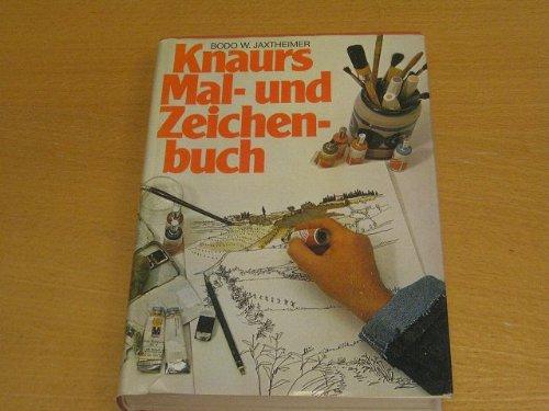 9783426003039: Knaurs Mal- und Zeichenbuch