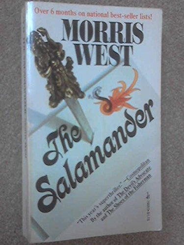 Der Salamander: Roman (3426004437) by Morris West