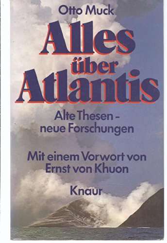 9783426005484: The Secret of Atlantis