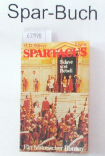 9783426006283: Spartacus.. Sklave und Rebell