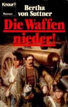 9783426010174: Die Waffen nieder ! : Roman
