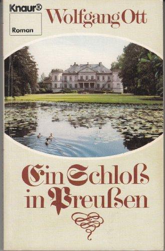 9783426010525: Ein Schloss in Preussen