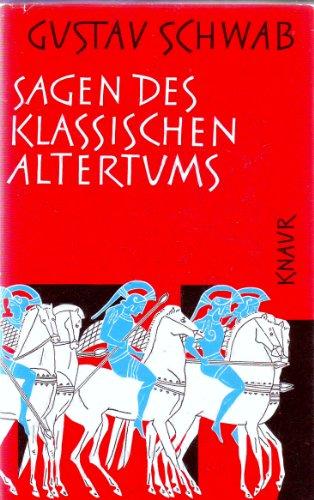 9783426011232: Die schönsten Sagen des klassischen Altertums.