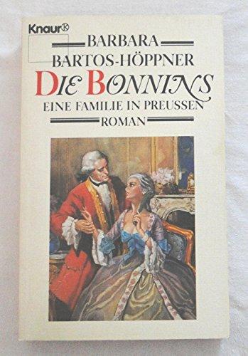 9783426012871: Die Bonnins Eime Familie in Preussen [German]
