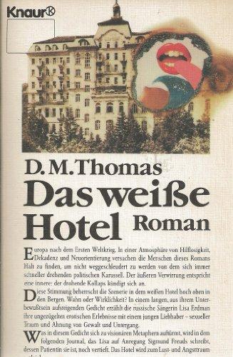 9783426013007: Das weisse Hotel