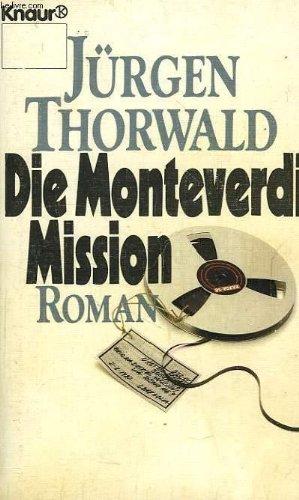 9783426013670: Die Monteverdi-Mission