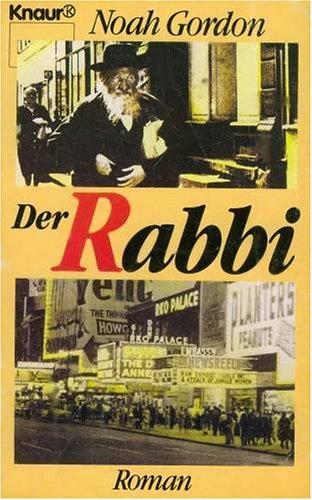 9783426015469: Der Rabbi (German Edition)