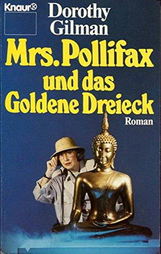 9783426017944: Mrs. Pollifax und das Goldene Dreieck
