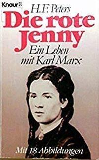 9783426023457: Die rote Jenny. Ein Leben mit Karl Marx