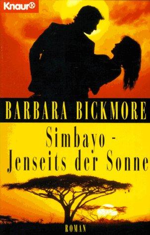 9783426028872: Simbayo, Jenseits der Sonne