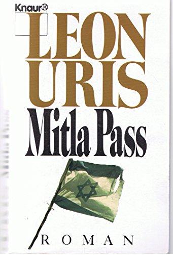 9783426031261: Mitla Pass. Roman