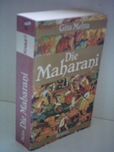 9783426031780: Die Maharani. Roman