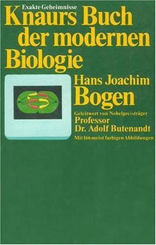 9783426032794: Knaurs Buch der modernen Biologie