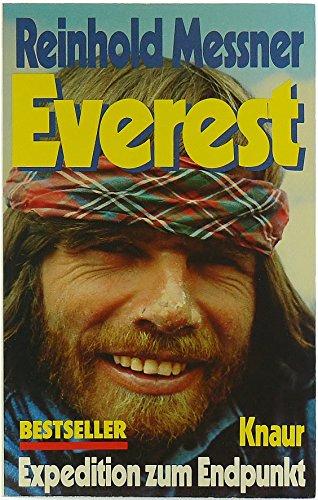 9783426036150: Everest. Expedition zum Endpunkt.