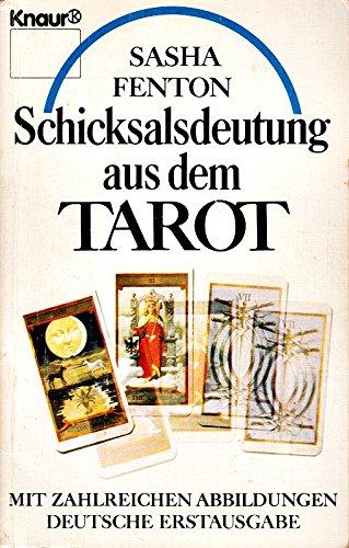 9783426037683: Schicksalsdeutung aus dem Tarot