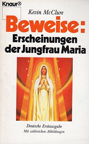 9783426037805: Beweise: Erscheinungen der Jungfrau Maria