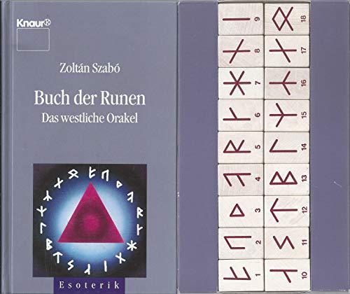 9783426041468: Buch der Runen: Das westliche Orakel (Esoterik)