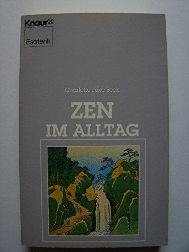 9783426042366: Zen im Alltag