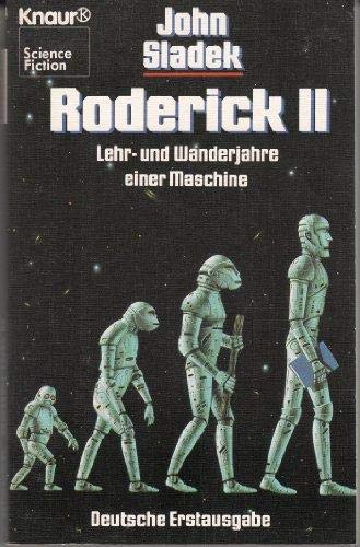 9783426057735: Roderick Ii. Lehr- Und Wanderjahre Einer Maschine