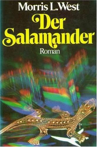 Der Salamander. Roman (3426089408) by Morris L West