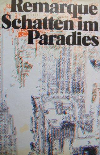 9783426089965: Schatten Im Paradies Roman