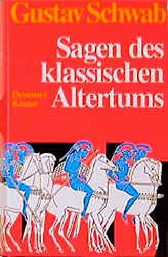 9783426111239: Sagen des klassischen Altertums