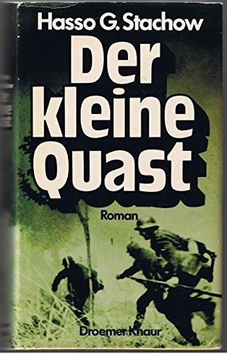 9783426190159: Der kleine Quast: Roman