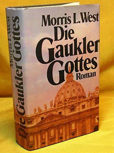 9783426190371: Die Gaukler Gottes. Roman