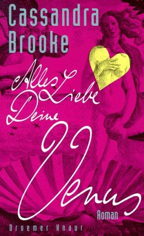 9783426193235: Alles Liebe, Deine Venus. Roman