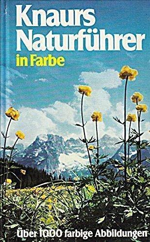 Knaurs Naturfuhrer in Farbe (German Edition)