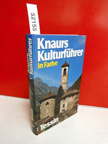 9783426262085: Knaurs Kulturführer in Farbe - Tessin