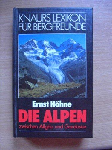 9783426262245: Die Alpen zwischen Allgäu und Gardasee, Bd 1