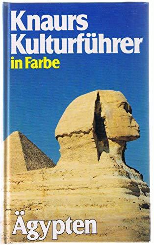 9783426262450: Knaurs Kulturführer in Farbe - Ägypten