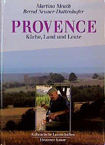 9783426264539: Provence. Kulinarische Landschaften. Küche, Land und Leute.