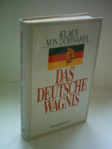 9783426264959: Das deutsche Wagnis