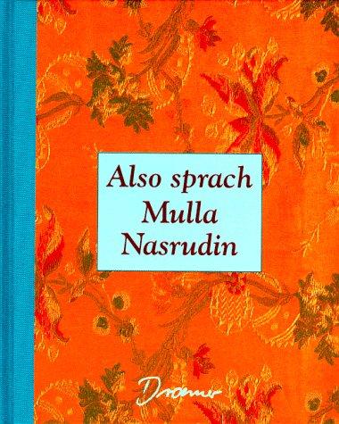 9783426270820: Also sprach Mulla Nasrudin