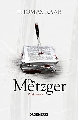 9783426281369: Der Metzger allein
