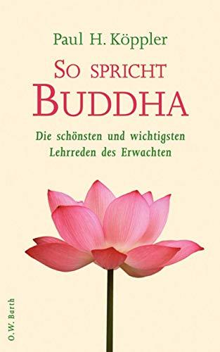 9783426291276: So spricht Buddha