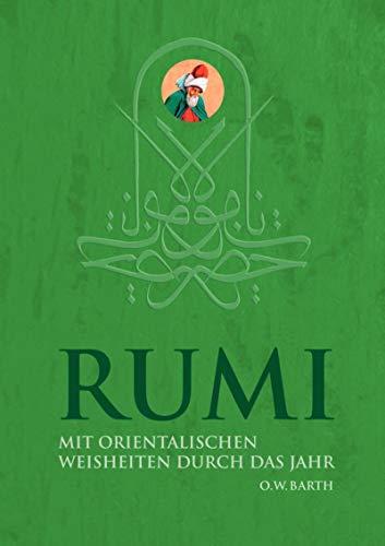 9783426291580: Rumi : Mit orientalischen Weisheiten durchs Jahr