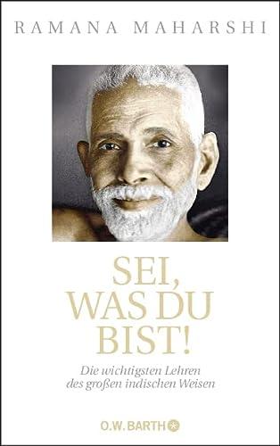 9783426291818: Sei, was du bist!: Die wichtigsten Lehren des großen indischen Weisen