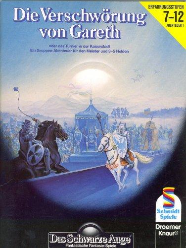 9783426300220: Die Verschw�rung von Gareth oder Das Turnier in der Kaiserstadt, Bd 1