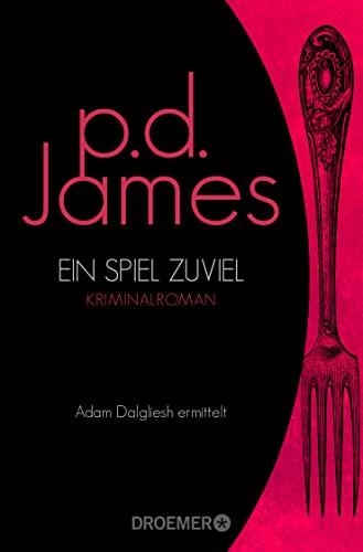 Ein Spiel zuviel: P. D. James