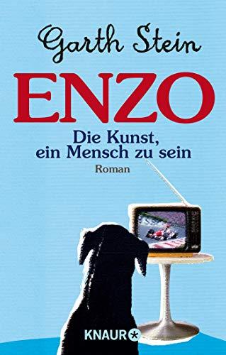 9783426500194: Enzo oder Die Kunst, ein Mensch zu sein