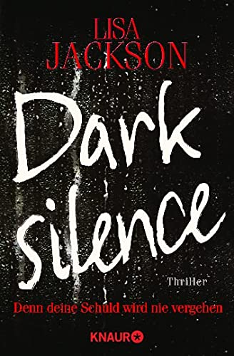 Dark Silence (3426503506) by Lisa Jackson