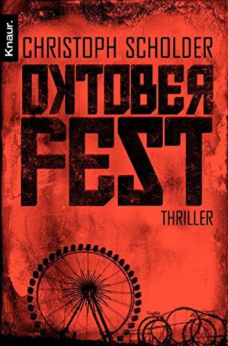 9783426506509: Oktoberfest: Thriller