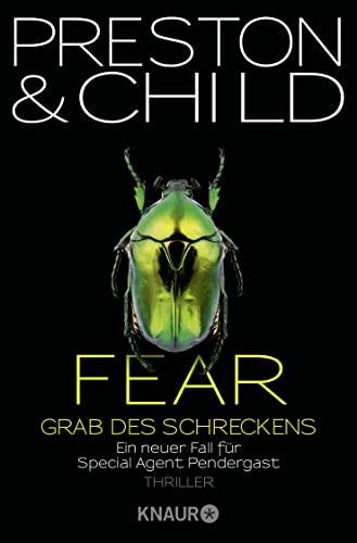 9783426508091: Fear - Grab des Schreckens: Eine neuer Fall für Special Agent Pendergast